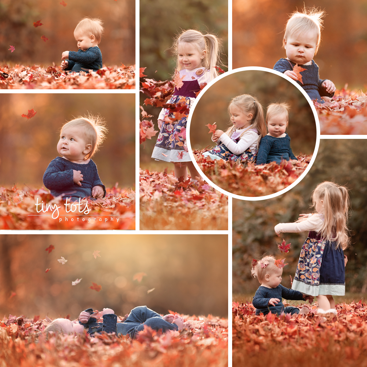 Kristen Fotta Photography A Vibrant And Colorful Fall Baby Photo Ideas