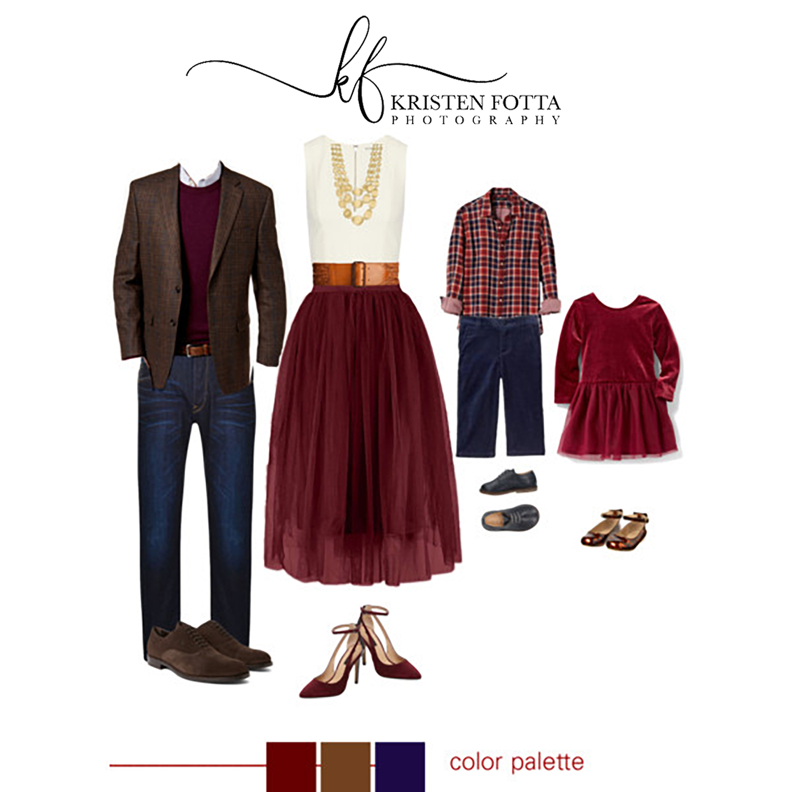 Christmas Family Outfit Ideas Inspiration For Your Family Holiday Pictures